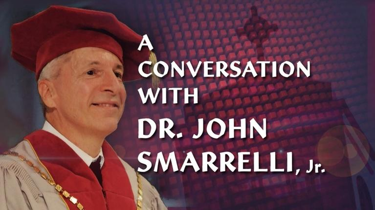 Conversation With . . .: Conversation with Dr. John Smarelli