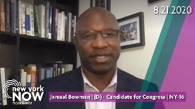 Jamaal Bowman on Primary Win, Future of the Democratic Party