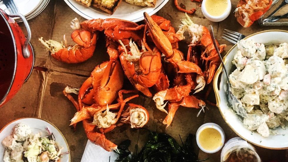 Lobster image