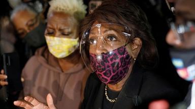 News Wrap: Democrats block effort to censure Maxine Waters