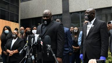 News Wrap: Minneapolis settles suit with Floyd's family