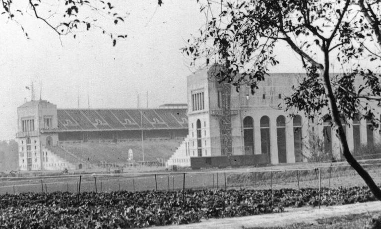 The Birth of Ohio Stadium
