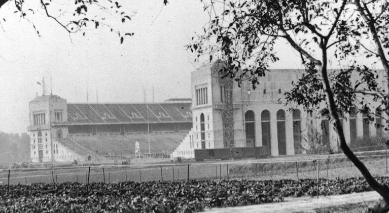 The Birth of Ohio Stadium: The Birth of Ohio Stadium