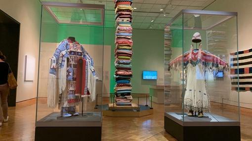 PBS NewsHour : An art show that finally tells the stories of Native women