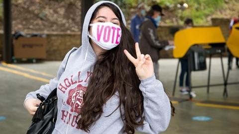 Reporter Roundup -- Reporter Roundup: Voting, Health Equity | Oct 28