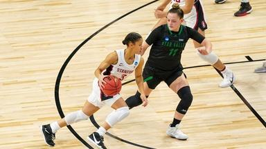 Women's basketball gets fewer COVID tests, less promotion