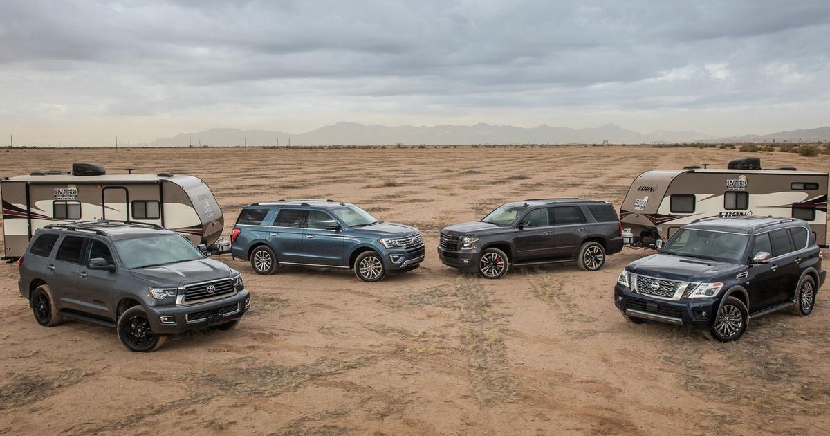 2018 Full Size SUV Challenge & 2018 MINI Cooper SE