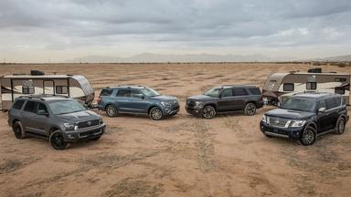 2018 Full Size SUV Challenge & 2018 MINI Cooper SE Countryma
