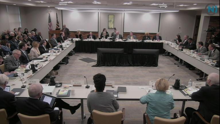 The University of North Carolina – A Multi-Campus University: UNC Board of Governors Meeting, November 9, 2018
