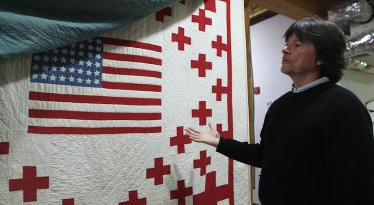 Nebraska Stories: The Quilts of Ken Burns and More
