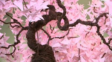 Kalamazoo Lively Arts Origami Bonsai Season 4 Pbs