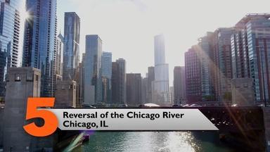 Modern Marvels   Reversal of the Chicago River