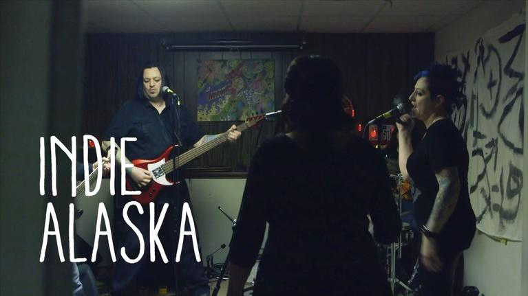 Indie Alaska: We Are A Goth Band | INDIE ALASKA