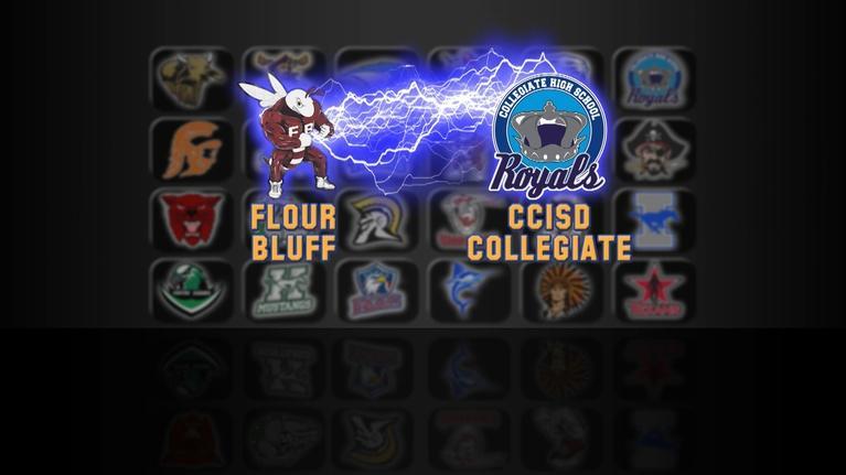 Challenge!: FLOUR BLUFF VS. CCISD COLLEGIATE