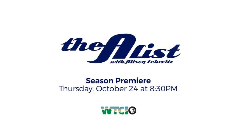 The A List With Alison Lebovitz: Season 11 of the A List premieres October 24th