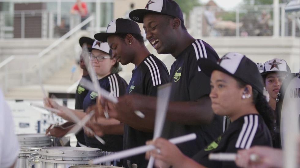 Black Star Drumline image