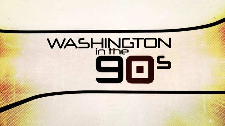Washington in the 90s: Preview: Washington in the '90s