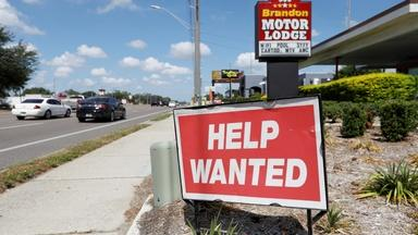 Are unemployment benefits keeping Americans home?