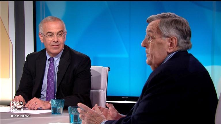 PBS NewsHour: Shields and Brooks on North Korea summit canceled