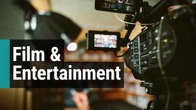 NJ taking center stage in entertainment industry
