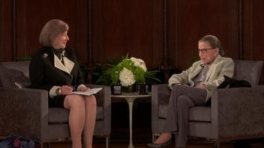 Justice Ruth Bader Ginsburg In Conversation – Preview