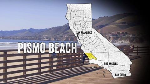 California Coastal Trail -- Pismo Beach: The Central Coast's Recreation Destination