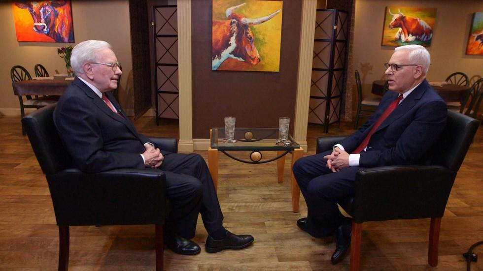 Warren Buffett Interview Excerpt image