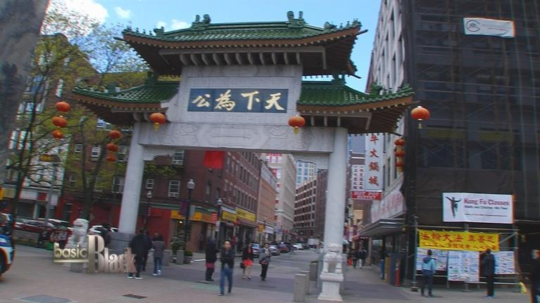 Basic Black: Boston's Chinatown