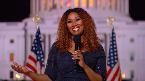 A Capitol Fourth -- Behind the Scenes Interview with Yolanda Adams