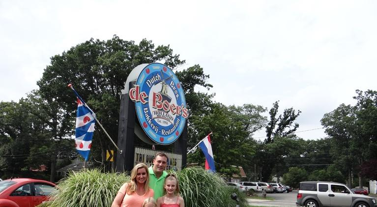 Family Travel with Colleen Kelly: Michigan - Family Vacation by the Lake