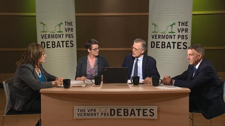 Vermont PBS Specials: Governor Debate 2018