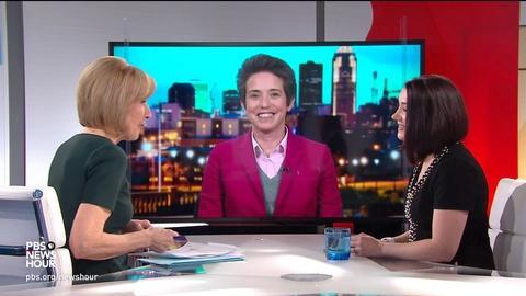 PBS NewsHour -- Tamara Keith and Amy Walter on Iowa, impeachment politics