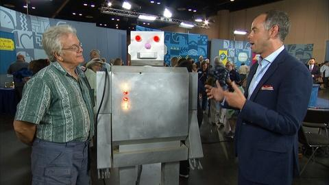 Antiques Roadshow -- S21 Ep17: Appraisal: 1961 Display Robot