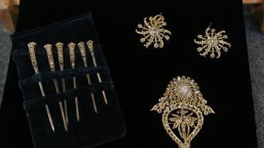 Appraisal: Malaysian Jewelry, ca. 1865