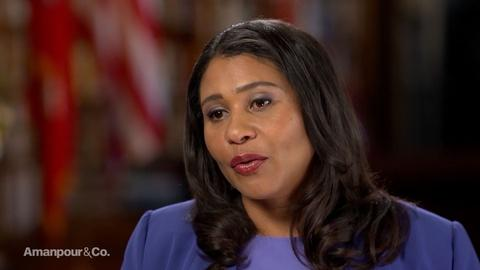 Amanpour and Company -- London Breed Discusses Rising Homelessness in San Francisco