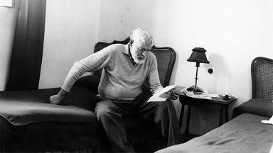 Ernest Hemingway and Mary Welsh Survive Two Plane Crashes
