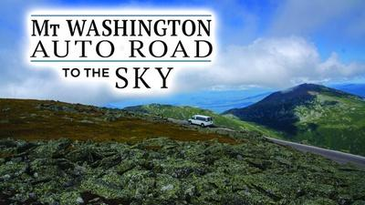 Mt. Washington Auto Road to the Sky | Mt. Washington Auto Road to the Sky (Preview)