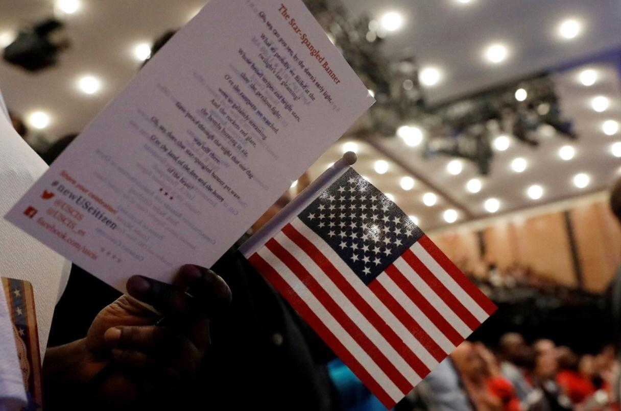 Naturalized Americans on what citizenship means to them