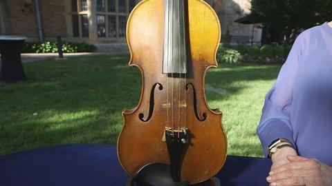 Antiques Roadshow -- Appraisal: 1927 Ernst Heinrich Roth Model 4R Violin