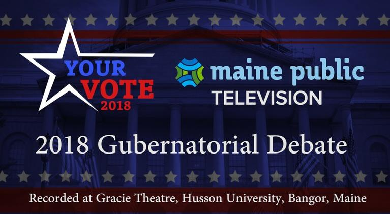 Your Vote: Your Vote 2018 Gubernatorial Debate