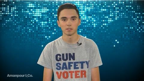 Amanpour and Company -- David Hogg, Co-Founder of March for Our Lives