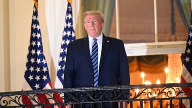 Trump and Biden disagree over debate format, schedule