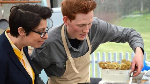 The Great British Baking Show -- S4 Ep4: Preview: Batter