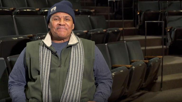 Stage Players: Stage Players: Ron OJ Parson
