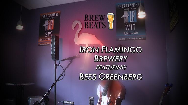 Brew Beats: Bess Greenberg at Iron Flamingo Brewery