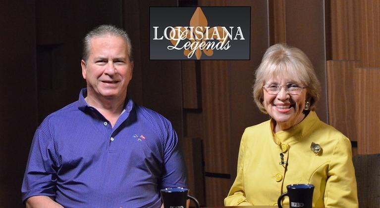Louisiana Public Broadcasting Presents: Louisiana Legends: Dr. Julian Bailes
