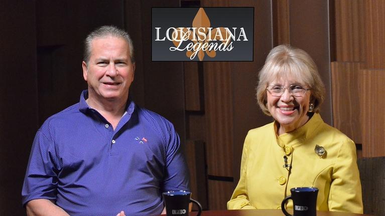 Louisiana Legends: Louisiana Legends: Dr. Julian Bailes