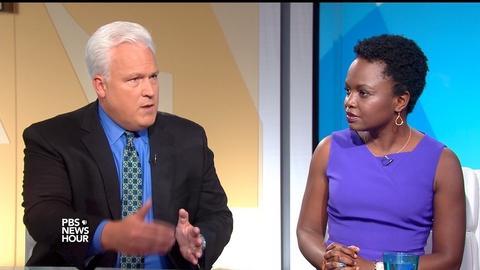 PBS NewsHour -- How will Trump handle long Hurricane Harvey recovery?