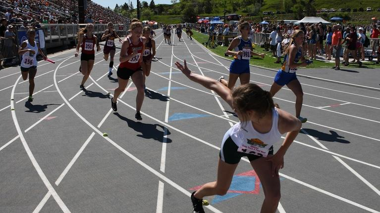 High School Activities: 2018 Track and Field Championships Part 1