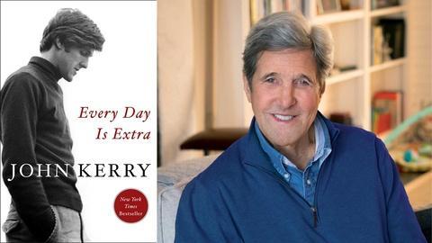 John Kerry | Miami Book Fair 2018